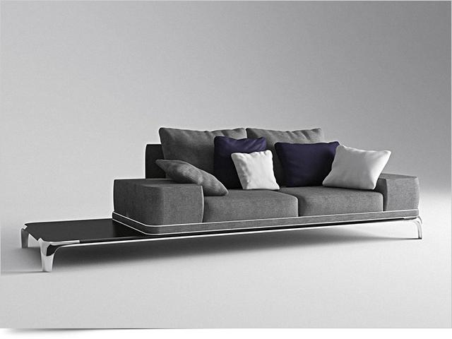 Mast Elements Vogue Carbon Fiber Sofa